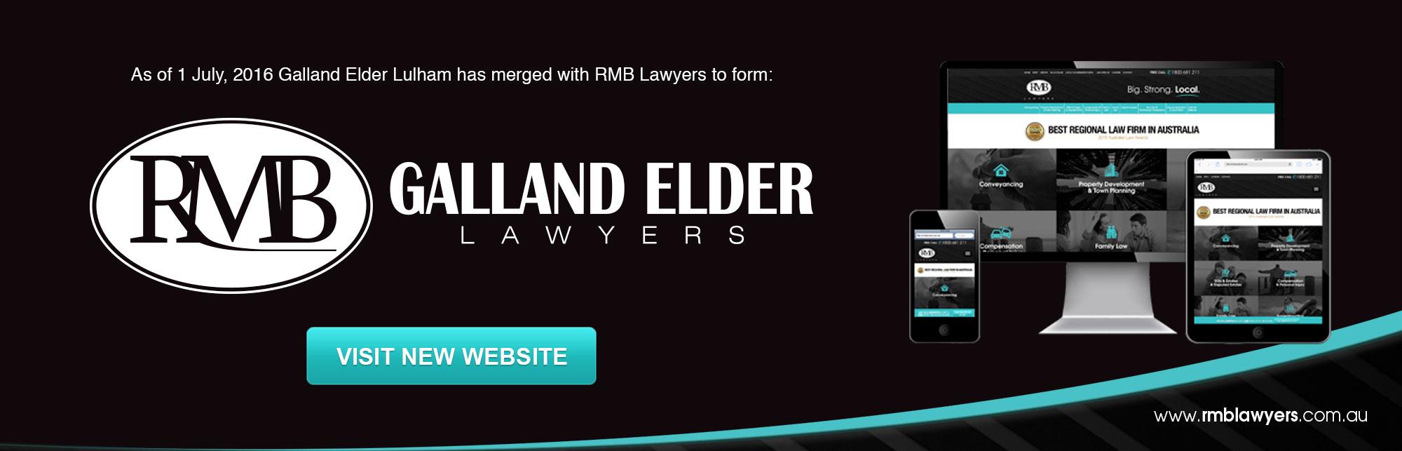 RMB Galland Elder Lawyers